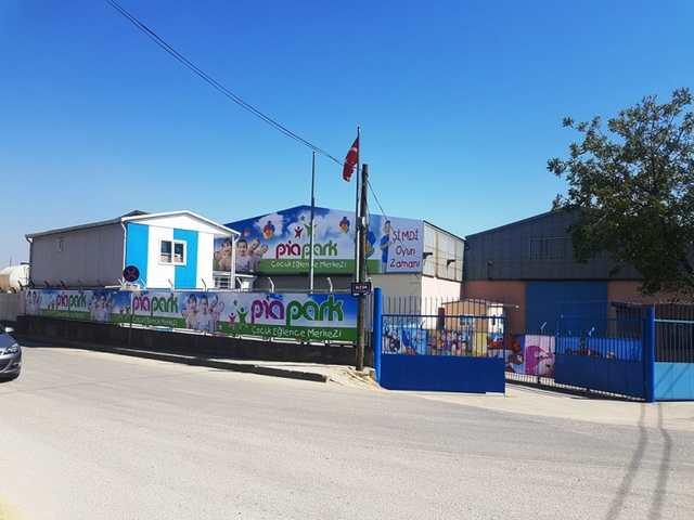 Gebze'nin ilk ve en büyük çocuk oyun merkezi açılıyor