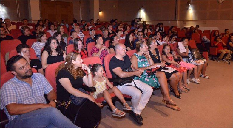 Konservatuar öğrencilerinden yıl sonu konseri