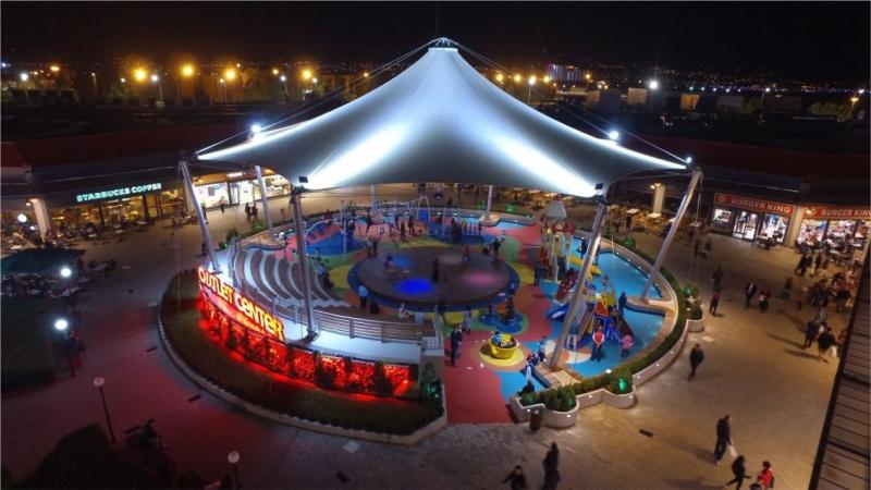 Outlet Center İzmit'te Yarıyıl Tatili