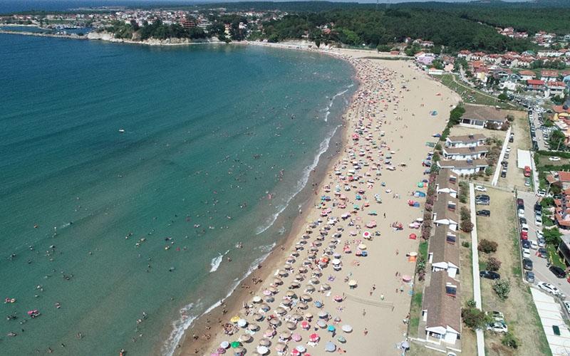 Plajlarında 6 Mavi Bayrak bu yıl da dalgalanacak