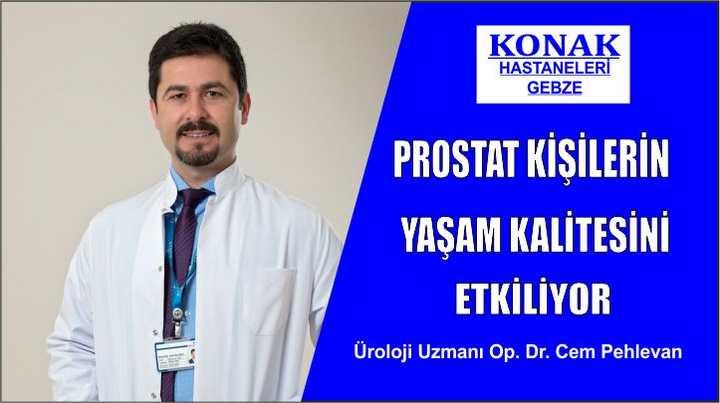 Prostat Kişilerin Yaşam Kalitesini Etkiliyor