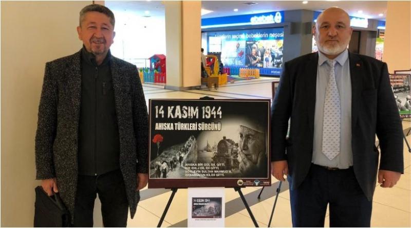 """Rıdvan Şükür, """"Ahıska  Sürgününden günümüze 75 yıl"""