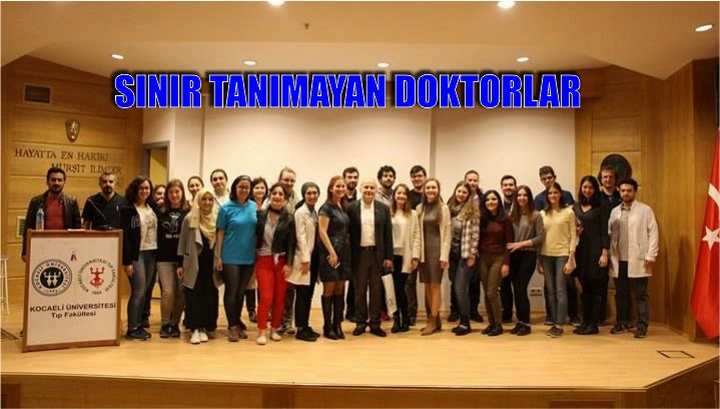 Sınır Tanımayan Doktorlar