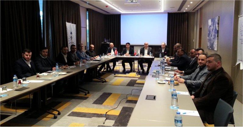 TÜMSİAD Gebze Şubesi Genel İstişare Toplantısı Yapıldı