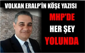 MHP DE HERŞEY YOLUNDA