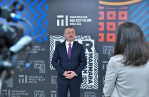 Türkiye'nin ilk kent forumu MARUF-21