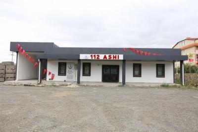 112 Acil Çağrı Merkezi Yeni Binası Akse 'de 1 Temmuzda Hizmete Başlıyor