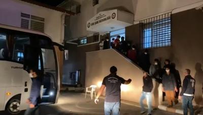 17 Göçmen bir evde yakalandı!