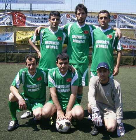 Kırşehirliler Derneğinin Gruptan çıkma Şansı kalmadı