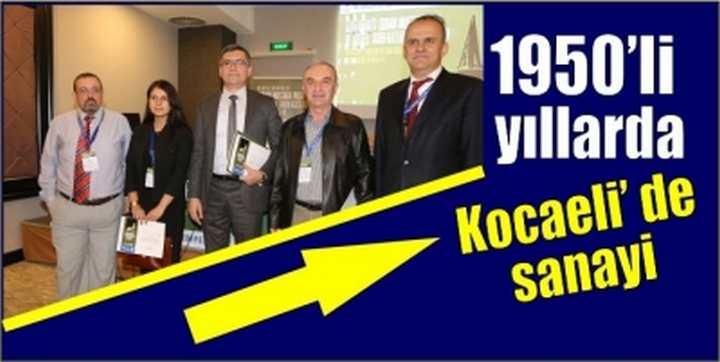1950'li yıllarda Kocaeli' de sanayi