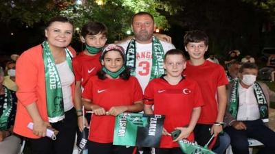 2. Kocaelispor Taraftar Bilgi Yarışması'nın finali
