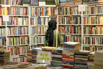 2 Milyon Kitap Arasında  Karar Vermek o Kadar Zor Ki!