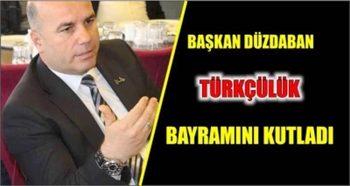 3 Mayıs Türkçülük Bayramını Kutladı