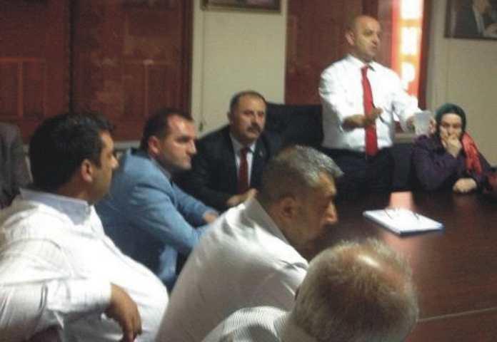 MHP Çayırova'dan İstişare Toplantısı