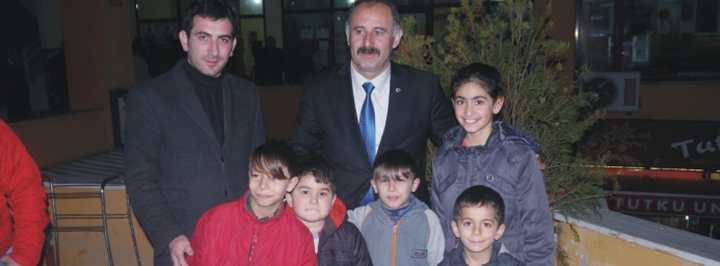 Çayırova'ya  Hizmet MHP ile Gelecek