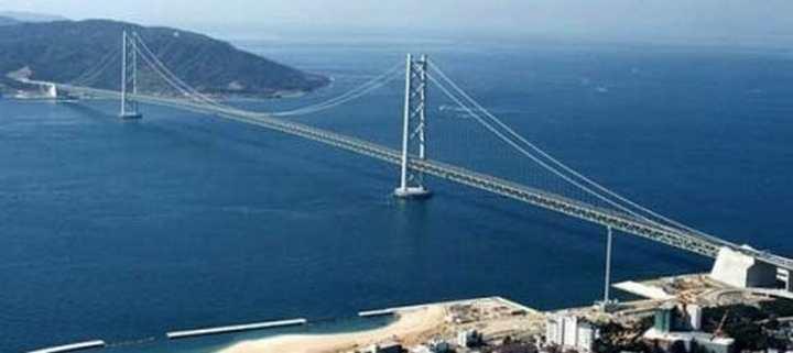 Körfez köprüsü görüntülendi