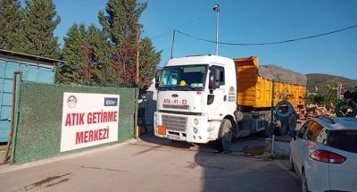 8 bin 500 ton tehlikeli atık bertaraf edildi