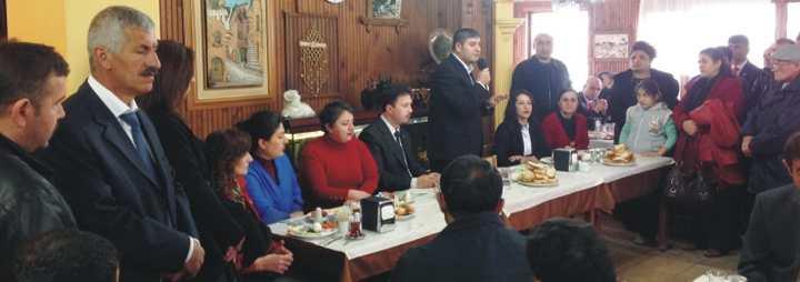 "Çayırova CHP'de 300 Kişi ""Hazırız"" Dedi"