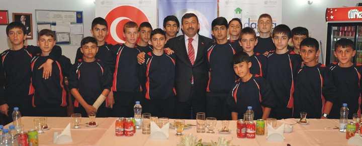 KARABACAK Şampiyon Darıcaspor'u Ağırladı