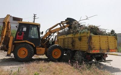 975 ton atık doğaya geri kazandırıldı