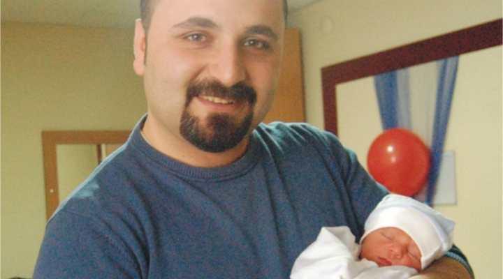 Ercan Özan Baba Oldu!
