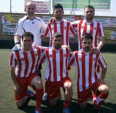 Çayırova MHP Rakip Tanımıyor 8-2