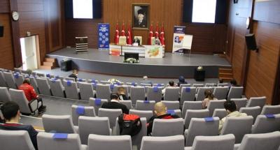 AFAD Çalıştayını Gerçekleştirdi.