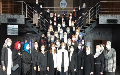 AK Kadınlarda Yürütme Kurulu da belirlendi