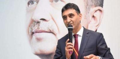 AK Parti Dilovası İlçe Başkanı Osman Akbulut'an Ramazan  Mesajı