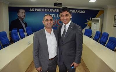 AK Parti o ilçede başkanını değiştiriyor!