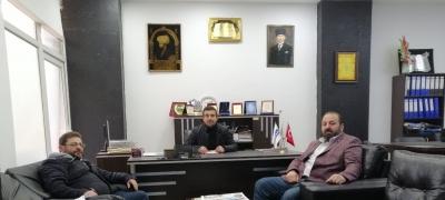 Atatürk mahalle yönetimi çalışıyor