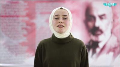 Akademi Lise öğrencilerinin dilinden İstiklal Marşı