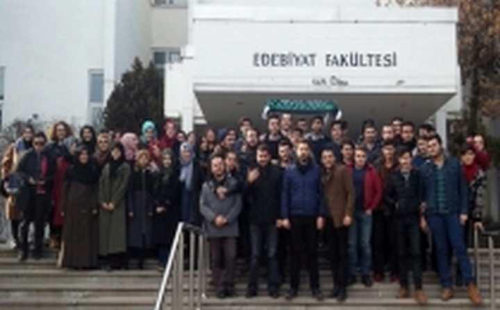 Akademi Lise öğrencileri Hacettepe Üniversitesi'ni tanıdı