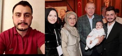 AK PARTİ gençlik kolu başkanı oldu