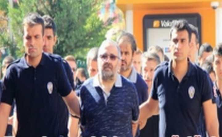 ALİ ŞAHİNLİ VE 11 POLİS TUTUKLANDI