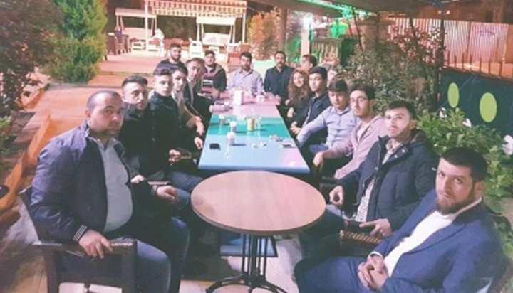 Alparslan Özcan Ocak Başkanlığını Bıraktı