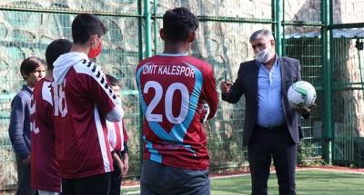 Amatör spor kulüpleri Büyükşehir'den memnun