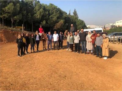 Anadoluspor ata sporunu tanıtmak için mücadele ediyor