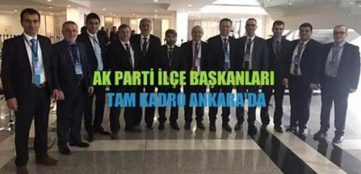 Ankara'dalar