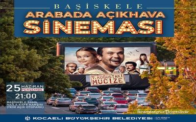 Arabada sinema etkinliği aralıksız sürüyor