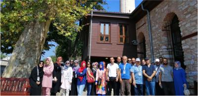 Arapça öğretmenlerine Gez-Gör'den tarih turu