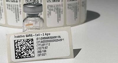 Aşılar Karekodlarla Anlık Takip Ediliyor