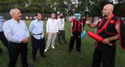 Ata Sporları Çalıştayı Gebze'de Yapıldı