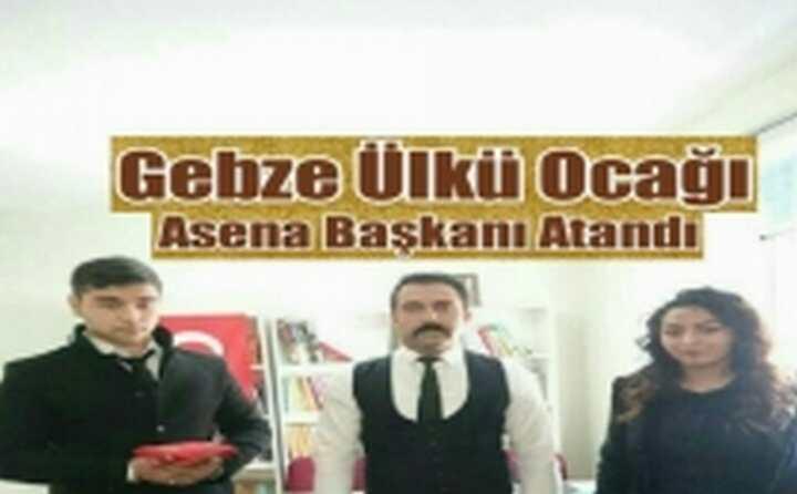 Ayça Zunluoğlu Asena Başkanı Oldu