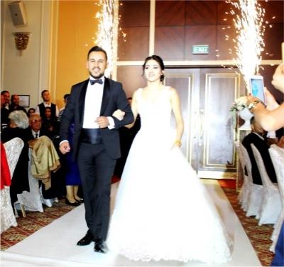 Baran Aydın Evlendi