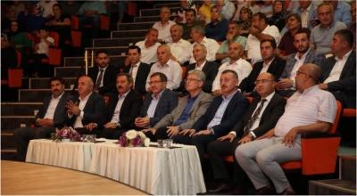 Başkan Bıyık, Danışma toplantısında müjdeler verdi
