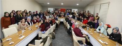 Başkan Demirci, Öğretmenlerle Buluştu