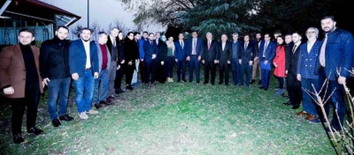 Başkan Karaosmanoğlu, ''Aile yıkılırsa millet yıkılır''