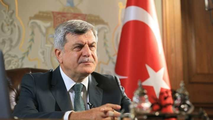 Başkan Karaosmanoğlu, Zafer Bayramı'nı kutladı