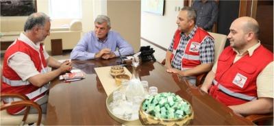 """Başkan Karaosmanoğlu,""""Kurban bereketi yıl boyu sürsün"""""""